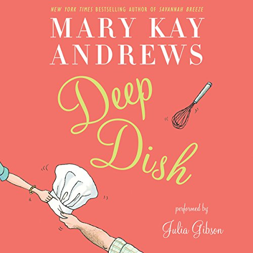 Deep Dish audiobook cover art