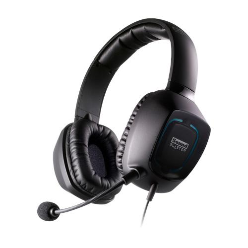 Creative Sound Blaster TACTIC3D Alpha SBX Gaming Headsets schwarz