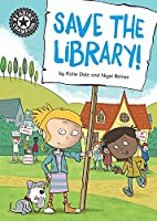 Reading Champion: Save the library!: Independent Reading 12