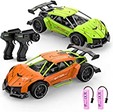 RC Drift Car, X TOYZ High Speed Racing Sport RC Cars with Lithium Battery for Kids, 2.4Ghz Remote Control Car 1/22 Scale 14KM/H Electric Vehicle Toy Hobby Car for Boys Girls Kids Gift