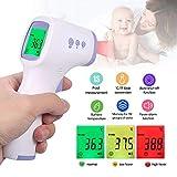 Zoom IMG-1 termometro a infrarossi senza contatto