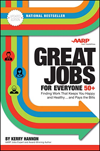 Great Jobs for Everyone 50 plus