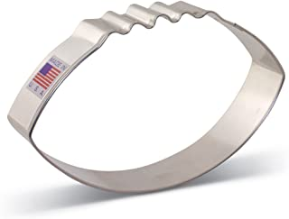 Best large football cookie cutter Reviews