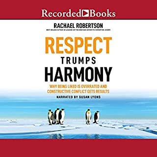 Respect Trumps Harmony cover art