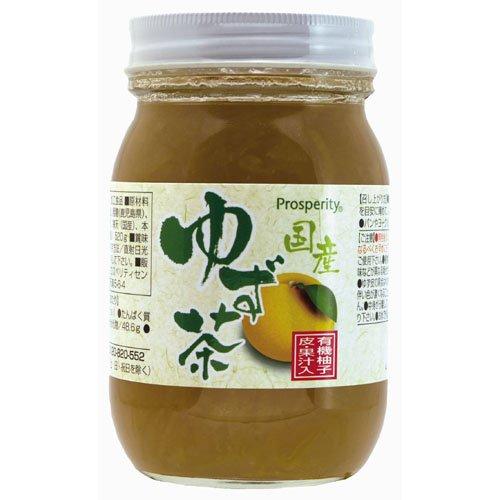久保養蜂園『国産ゆず茶』