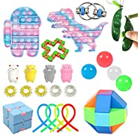 KSVZS スクイーズ玩具 ストレス解消グッズ 減圧玩具 子供 大人兼用 プレゼントインテリジェンス発展 (F)