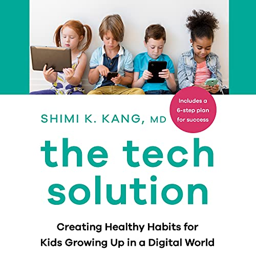 The Tech Solution Audiobook By Dr. Shimi Kang cover art
