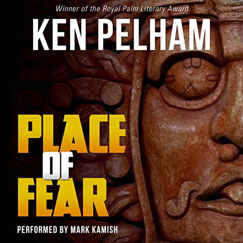 Place of Fear audiobook cover art