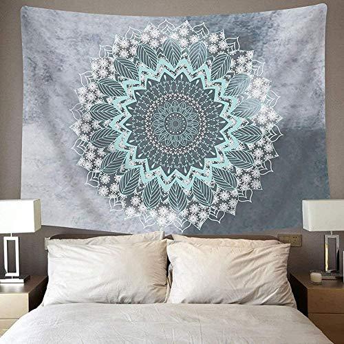 Tapiz para colgar en la pared de la ropa de cama india de yoga chal mandala alfombra de pared manta de playa Boho sofá cubierta impresa decoración de la casa 150 x 200