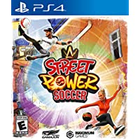 Street Power Soccer for PlayStation 4 by Maximum Games