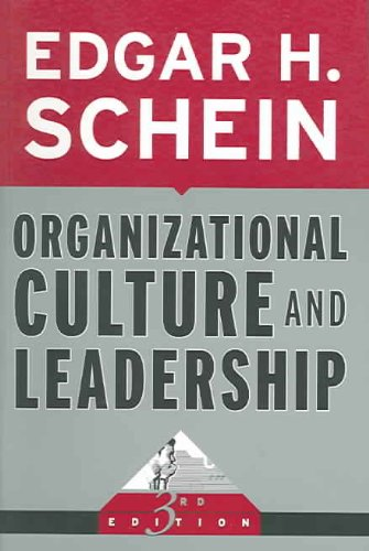 Organizational Culture and Leadership (J-B US...