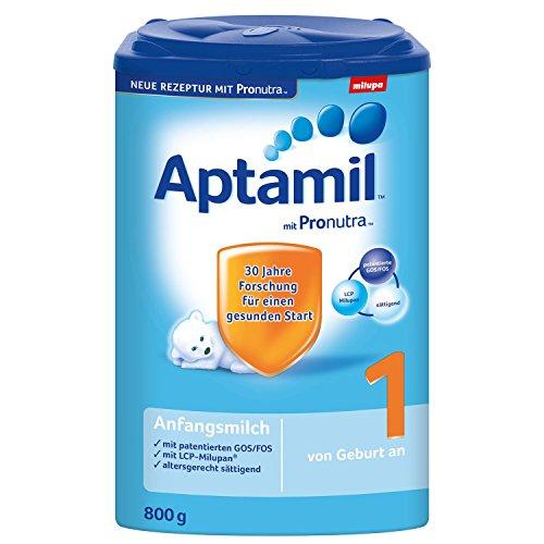 Aptamil 1 Anfangsmilch mit Pronutra, 10er Pack (10 x 800g)