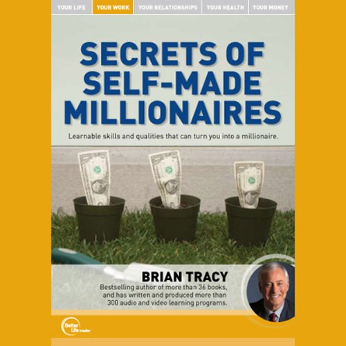 Secrets of Self-Made Millionaires cover art