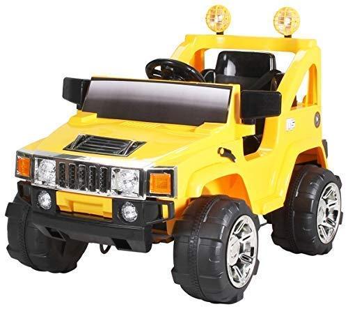 Actionbikes Electro Coche niños Hummer Jeep A30 con 2 x 35 Vatios...
