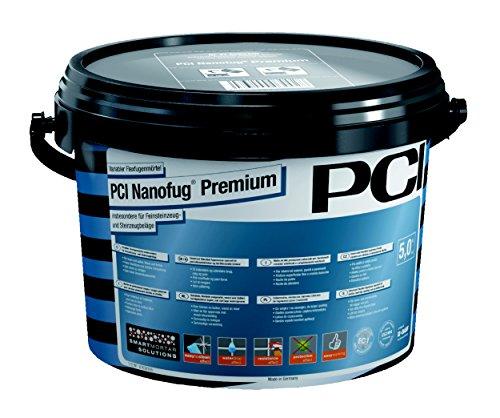 PCI Nanofug Fugenmörtel, sandgrau