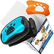 Advanced 2in1 Anti Bark Dog Collar Stop Dogs Excessive Barking Device SAFE HARMLESS & HUMANE Anti-Bark Training for Small Medium Large Size Breeds