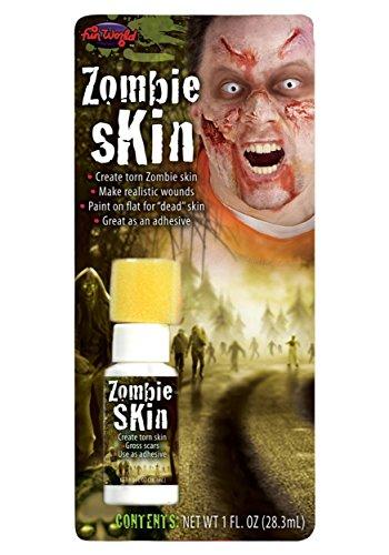 Fun World Liquid Latex - Zombie Skin Standard