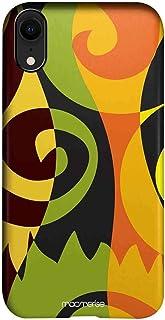 Macmerise IPCIXRPMI1610 Rasta Patterns - Pro Case for iPhone XR - Multicolor (Pack of1)