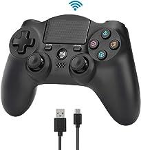 yidenguk PS4 Controller USB Game Controller voor PS4 Draadloze Gaming Controller Oplaadbare Bluetooth Gamepad Comfortabele...