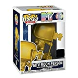 Good Buy Funko Pop Icons : MTV - Moon Person 3.75inch Vinyl Gift for Music Fans Figure
