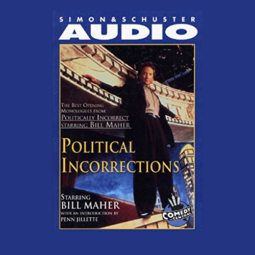 Political Incorrections audiobook cover art