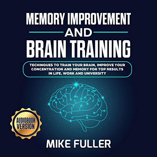 『Memory Improvement and Brain Training』のカバーアート
