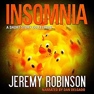 Insomnia and Seven More Short Stories audiobook cover art