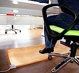 infactory Beheizbare Fußmatte: Beheizbare Infrarot-Fußboden-Matte, 105 x 55 cm, bis 60 °C, 150 Watt (Infrarot Fußboden Heizmatten) - 5
