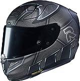 Casque moto HJC RPHA11 BATMAN DC COMICS, Noir, XS