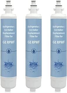 Aqua Fresh Replacement Water Filter for GE GFE29HSDASS / GFE29HSDHSS Refrigerator Models AquaFresh (3 Pack)