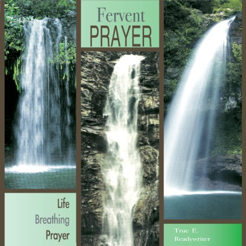 Fervent Prayer audiobook cover art