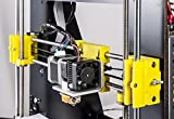Schwarz 3D Drucker, Dual-Extruder Desktop Rapid Prototyping - 9