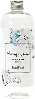 ノルコーポレーション アロマウォーター 加湿器 用 500ml ホワイトリリー & サボン の香り OA-BLE-2-4