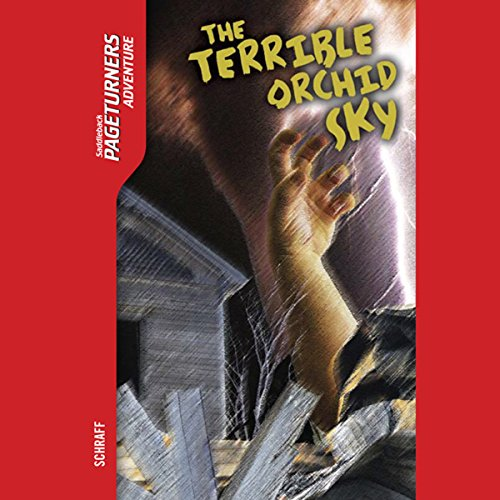 The Terrible Orchid Sky audiobook cover art