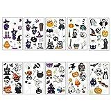 Immagine 1 tazemat 20 pcs tatuaggi halloween