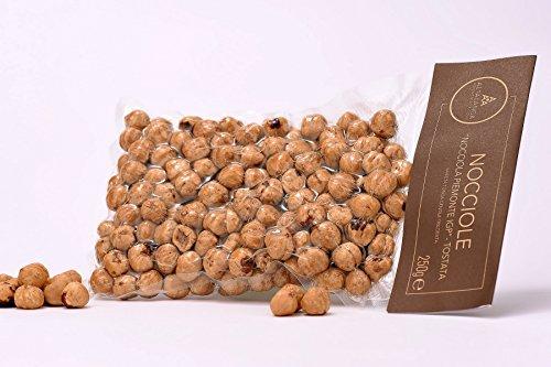 Bio Haselnüsse geröstet 'Tonda Gentile' IGP - 250 g - nocciole tostate