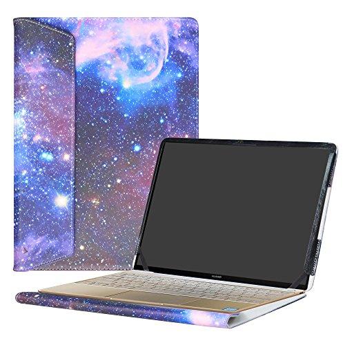 Alapmk Schutz Abdeckung Hülle für 13 Huawei Matebook X/Huawei MateBook 13 Notebook,Galaxy