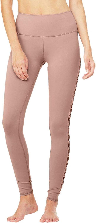 ALO Women& 39;s High Waist Airbrushed Leggings
