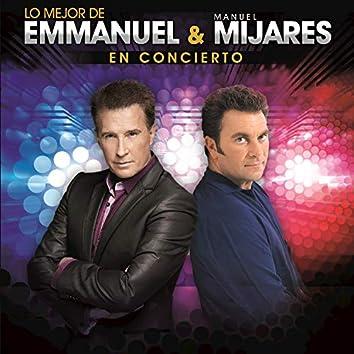 Lo Mejor De Emmanuel & Manuel Mijares En Concierto