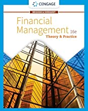 Financial Management: Theory & Practice (MindTap Course List) Book PDF