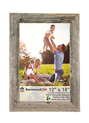 BarnwoodUSA   Farmhouse Picture Frame, 2