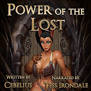 Power of the Lost      Celestine Chronicles, Book 3              Written by:                                                                                                                                 Cebelius                               Narrated by:                                                                                                                                 Tess Irondale                      Length: 12 hrs and 42 mins     9 ratings     Overall 4.8