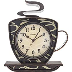 3D case Coffee Mug Wall Clock