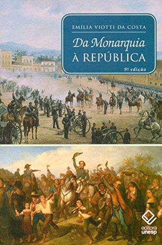Da Monarquia À República - 9 ª Edição