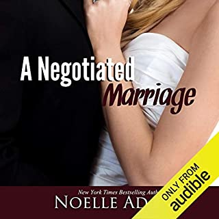 A Negotiated Marriage                   By:                                                                                                                                 Noelle Adams                               Narrated by:                                                                                                                                 Carly Robins                      Length: 4 hrs and 46 mins     141 ratings     Overall 4.3