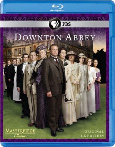 MASTERPIECE CLASSIC: DOWNTON ABBEY SEASON 1 - MASTERPIECE CLASSIC: DOWNTON ABBEY SEASON 1 (3 Blu-ray)