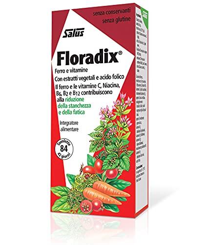 Salus Floradix Da 84 Tavolette