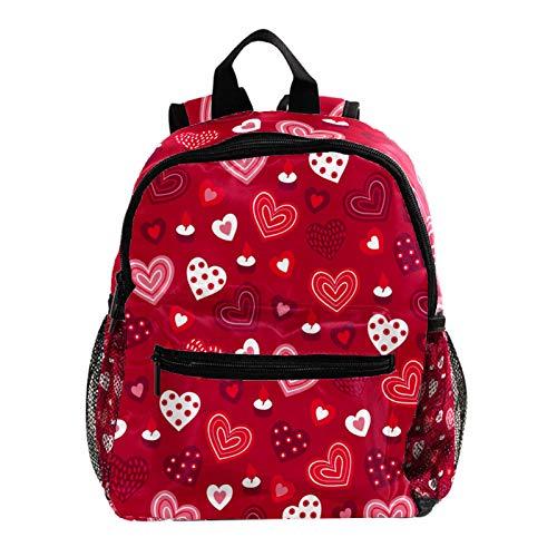 Mochila para niños, resistente, mochila de regreso a la escuela, para niños y niñas, año nuevo chino, fuwa, peces y loto