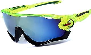 Gafas de Sol Deportivas Gafas de Ciclismo de Protección UV400, Béisbol, Pesca, esquí, Golf 1pc