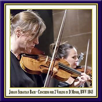 Bach: Concerto for 2 Violins in D Minor, BWV 1043 (Live)